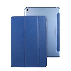 Schutzhülle Stand Tasche Leder für Apple iPad Pro 9.7 Blau