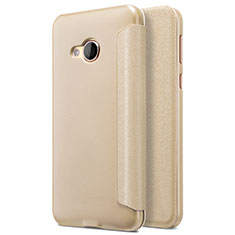 Schutzhülle Stand Tasche Leder für HTC U Play Gold