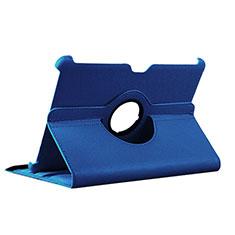 Schutzhülle Stand Tasche Leder für Samsung Galaxy Tab 2 10.1 P5100 P5110 Blau
