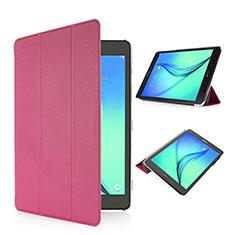 Schutzhülle Stand Tasche Leder für Samsung Galaxy Tab S2 8.0 SM-T710 SM-T715 Rosa