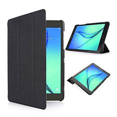 Schutzhülle Stand Tasche Leder für Samsung Galaxy Tab S2 8.0 SM-T710 SM-T715 Schwarz
