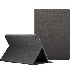 Schutzhülle Stand Tasche Leder L01 für Apple iPad Mini 4 Schwarz