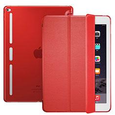 Schutzhülle Stand Tasche Leder L02 für Apple iPad Pro 12.9 Rot