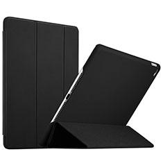 Schutzhülle Stand Tasche Leder L08 für Apple iPad Mini 4 Schwarz