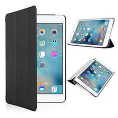 Schutzhülle Stand Tasche Leder Matt für Apple iPad Pro 9.7 Schwarz