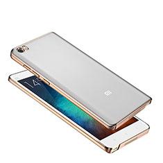 Schutzhülle Ultra Dünn Handyhülle Hülle Durchsichtig Transparent Tasche für Xiaomi Mi Note Gold