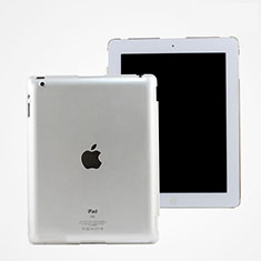Schutzhülle Ultra Dünn Hülle Durchsichtig Transparent Matt für Apple iPad 2 Weiß
