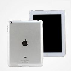 Schutzhülle Ultra Dünn Hülle Durchsichtig Transparent Matt für Apple iPad 3 Weiß