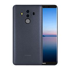 Schutzhülle Ultra Dünn Hülle Durchsichtig Transparent Matt für Huawei Mate 10 Pro Blau