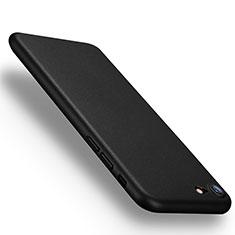 Schutzhülle Ultra Dünn Kunststoff Schutzhülle Matt für Apple iPhone SE (2020) Schwarz