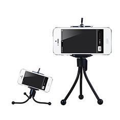 Selfie Stick Stange Bluetooth Teleskop Universal S25 für Sony Xperia XA2 Schwarz