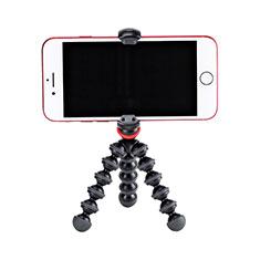 Selfie Stick Stange Stativ Bluetooth Teleskop Universal T04 für Sony Xperia XA2 Schwarz
