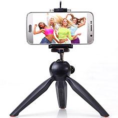 Selfie Stick Stange Stativ Bluetooth Teleskop Universal T05 für Huawei Nova 8 SE 5G Schwarz