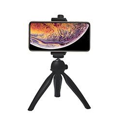 Selfie Stick Stange Stativ Bluetooth Teleskop Universal T07 für Sony Xperia XA2 Schwarz