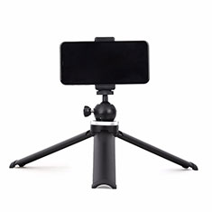 Selfie Stick Stange Stativ Bluetooth Teleskop Universal T14 für Sony Xperia XA2 Schwarz