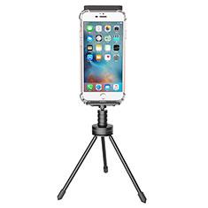 Selfie Stick Stange Stativ Bluetooth Teleskop Universal T17 für Sony Xperia XA2 Schwarz