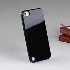 Silikon Hülle Handyhülle Gummi Schutzhülle für Apple iPod Touch 5 Schwarz
