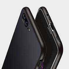 Silikon Hülle Handyhülle Gummi Schutzhülle für OnePlus 5 Schwarz