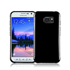 Silikon Hülle Handyhülle Gummi Schutzhülle für Samsung Galaxy S7 Active G891A Schwarz