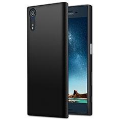Silikon Hülle Handyhülle Gummi Schutzhülle für Sony Xperia XZs Schwarz