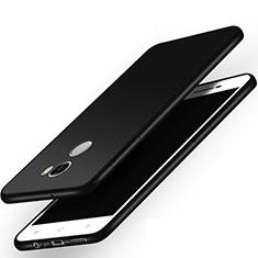 Silikon Hülle Handyhülle Gummi Schutzhülle für Xiaomi Redmi 4 Standard Edition Schwarz