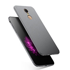 Silikon Hülle Handyhülle Gummi Schutzhülle für Xiaomi Redmi 5 Grau