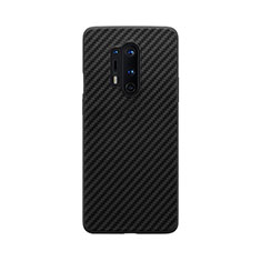 Silikon Hülle Handyhülle Gummi Schutzhülle Köper B02 für OnePlus 8 Pro Schwarz