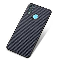 Silikon Hülle Handyhülle Gummi Schutzhülle Tasche Köper für Huawei Nova 3 Blau