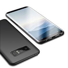 Silikon Hülle Handyhülle Gummi Schutzhülle TPU für Samsung Galaxy Note 8 Schwarz