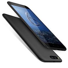 Silikon Hülle Handyhülle Gummi Schutzhülle TPU für Xiaomi Mi 6 Schwarz