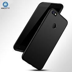 Silikon Hülle Handyhülle Gummi Schutzhülle TPU für Xiaomi Redmi Note 5A Prime Schwarz