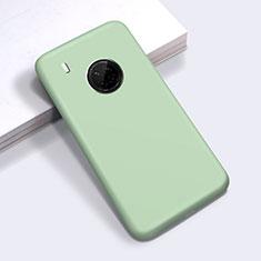 Silikon Hülle Handyhülle Ultra Dünn Flexible Schutzhülle 360 Grad Ganzkörper Tasche für Huawei Y9a Minzgrün