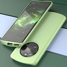 Silikon Hülle Handyhülle Ultra Dünn Flexible Schutzhülle 360 Grad Ganzkörper Tasche S01 für Huawei Mate 40 Pro Minzgrün