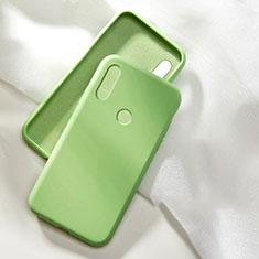Silikon Hülle Handyhülle Ultra Dünn Schutzhülle 360 Grad Tasche C02 für Huawei Honor 20 Lite Grün