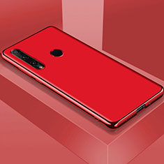 Silikon Hülle Handyhülle Ultra Dünn Schutzhülle 360 Grad Tasche C05 für Huawei Honor 20 Lite Rot