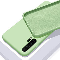 Silikon Hülle Handyhülle Ultra Dünn Schutzhülle 360 Grad Tasche C05 für Huawei Honor 20 Pro Grün
