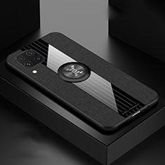 Silikon Hülle Handyhülle Ultra Dünn Schutzhülle 360 Grad Tasche für Huawei Nova 6 SE Schwarz