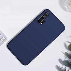 Silikon Hülle Handyhülle Ultra Dünn Schutzhülle 360 Grad Tasche S01 für Huawei Honor 20 Pro Blau