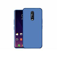 Silikon Hülle Handyhülle Ultra Dünn Schutzhülle 360 Grad Tasche S01 für Xiaomi Mi 9T Pro Blau