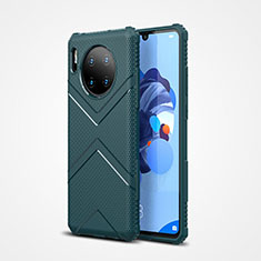 Silikon Hülle Handyhülle Ultra Dünn Schutzhülle 360 Grad Tasche S02 für Huawei Mate 30 Pro Grün