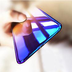 Silikon Hülle Handyhülle Ultra Dünn Schutzhülle Durchsichtig Farbverlauf G02 für Apple iPhone 7 Plusfarbig