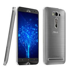 Silikon Hülle Handyhülle Ultra Dünn Schutzhülle Durchsichtig Transparent für Asus Zenfone 2 Laser ZE500KL ZE550KL Klar