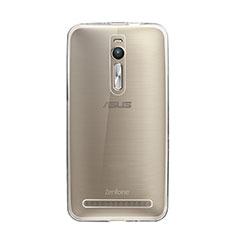 Silikon Hülle Handyhülle Ultra Dünn Schutzhülle Durchsichtig Transparent für Asus Zenfone 2 ZE551ML ZE550ML Klar