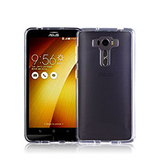 Silikon Hülle Handyhülle Ultra Dünn Schutzhülle Durchsichtig Transparent für Asus Zenfone 3 Deluxe ZS570KL ZS550ML Klar