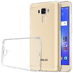 Silikon Hülle Handyhülle Ultra Dünn Schutzhülle Durchsichtig Transparent für Asus Zenfone 3 Laser Klar