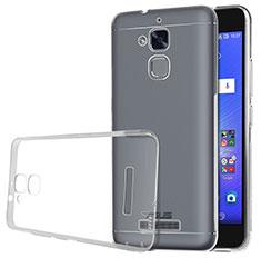 Silikon Hülle Handyhülle Ultra Dünn Schutzhülle Durchsichtig Transparent für Asus Zenfone 3 Max Klar