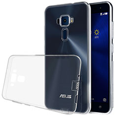 Silikon Hülle Handyhülle Ultra Dünn Schutzhülle Durchsichtig Transparent für Asus Zenfone 3 ZE552KL Klar