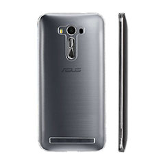 Silikon Hülle Handyhülle Ultra Dünn Schutzhülle Durchsichtig Transparent für Asus Zenfone Selfie ZD551KL Klar