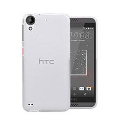 Silikon Hülle Handyhülle Ultra Dünn Schutzhülle Durchsichtig Transparent für HTC Desire 630 Klar