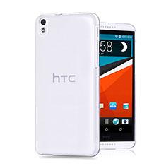 Silikon Hülle Handyhülle Ultra Dünn Schutzhülle Durchsichtig Transparent für HTC Desire 816 Klar